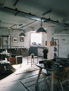 East London Eclecticism: Bert and May Interiors