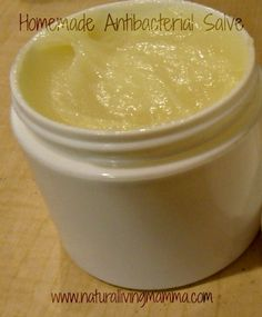 Robyn's View: Homemade Antibacterial Salve: Guest post by Amanda of Natural Living Mama