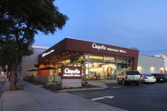 Chipotle restaurant at Glendale in 2008, by Valerio Architects.