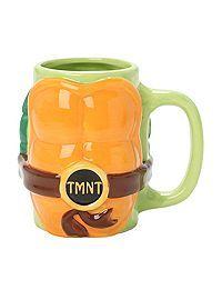 HOTTOPIC.COM - Teenage Mutant Ninja Turtles Mug