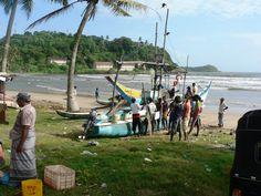 2014.06.10 - Unawatuna 19 - Mercato del pesce