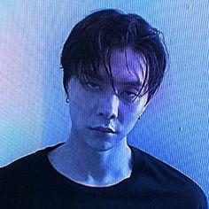 Kpop, Nct 127 Johnny, Cyberpunk Aesthetic, Nct Life, Blue Hour, Nct Taeyong, Blue Aesthetic, Boyfriend Material, K Idols