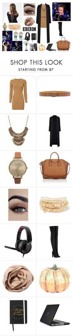"""""""Interview with Harry at BBC Radio 1"""" by louisericoul ❤ liked on Polyvore featuring A.L.C., Etro, Olivia Burton, Givenchy, Chan Luu, adidas Originals, Brunello Cucinelli and Speck"""