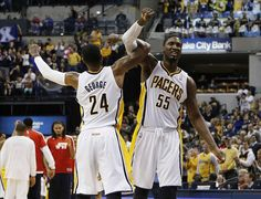 Indiana Pacers 2014-2015 NBA Season Preview - http://movietvtechgeeks.com/indiana-pacers-2014-2015-nba-season-preview/-When LeBron James announced that he would be leaving the Miami Heat, everyone immediately looked to the Indiana Pacers to take the Eastern Conference Championship in 2015.