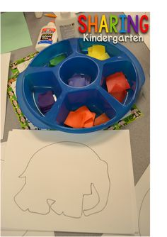 Sharing Kindergarten: Excited About the Letter E! Letter E Activities, Activities For Kids, Preschool Books, Teaching Kindergarten, Preschool Crafts, Elmer The Elephants, Classroom Crafts, Tot School, Museums