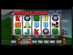 Haunted House - Online Slot from Castle Casino    http://www.castlecasino.com/online-slots/haunted-house-slot