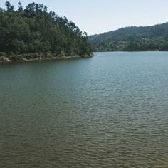 Albufeira do Rio Vouga na Barragem de Ribeiradio  #barragemribeiradio #barragem #albufeira #riovouga