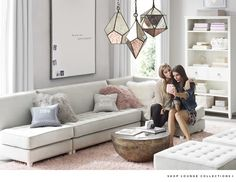Restoration hardware teen line. I simultaneously love and loathe this. Shop Lounge Collections