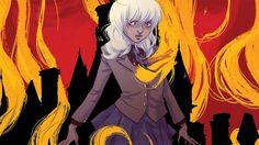 Weird Science DC Comics: Gotham Academy #12 Review
