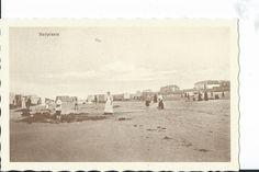 beach from Noordwijk, long time ago