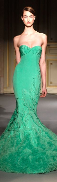 Glamour Mermaids / karen cox. Georges Hobeika Haute Couture 2013 ♥✤ | Keep the Glamour | BeStayBeautiful