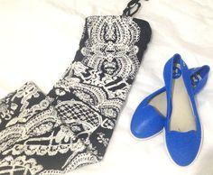 Mais um fim de semana chegou, então vamos de look do dia. Passa lá para conferir!!! http://jeanecarneiro.com.br/vestido-com-sapatilha/ #vestido #dress #oasap #lookdodia #sapatilha #zaxy #fashion #moda #estilo #style #findi #inspiracao #blogger #fashionblogger