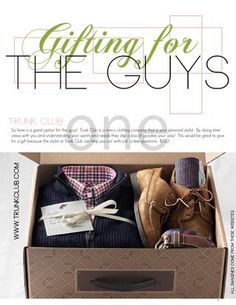 Good Ideas for gifts for guys. I went with a few of these for my brother in law for Christmas and they went over very well! #halfstackmag