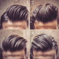 """771 Likes, 39 Comments - Premium Media London (@premiummedialondon) on Instagram: """"Which do you prefer 1, 2, 3, or 4 ⁉️ : @mens.hairstyles"""""""