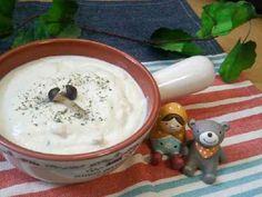 糖質制限①豆腐でホワイトソース♡の画像