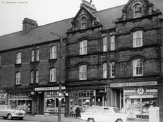 The electrical shop at number 54 Oldham Road, I did odd jobs there to earn extra pocket money. Much to my mums annoyance. We were still in the shadow of the abductions of The Moors Murderers.