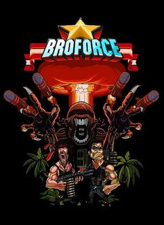 Broforce - http://cpasbien.pl/broforce/