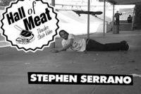 """Hoje é sexta-feira 13, trago aqui esse vídeo da série """"Hall of Meats"""", da Thrasher Magazine mostrando que o lema """"ande de skate ou morra""""."""