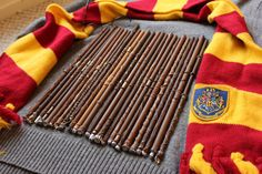 Give each of your guests their very own wand.