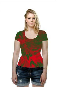 By ancuta neagu. All Over Printed Art Fashion T-Shirt by OArtTee