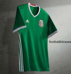 This is the new Mexico shirt the Mexican national team s new uniform for  the football season. Made by Adidas 0b6b6509bf2cc