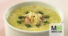 Суп с«ракушками» по-итальянски