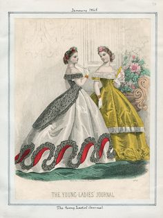 The Young Ladies' Journal: January 1, 1865
