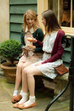 Summer dresses & socks