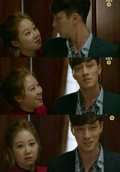 I laughed so much when I watched this and every time I see this picture I still laugh so hard.lol Master's sun