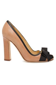 Classic Kate Spade- just remove those heels...then it would be perfect for me:P