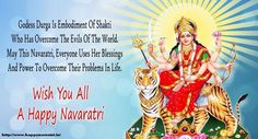 Happy Navratri Wishes In Hindi and English: Happy Navratri wishes in hindi Happy Navratri Wishes, Maa Image, Durga Maa, Wallpaper Pictures