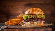 Beef Curry Burger Seasoning - (makes Buffalo Burgers, Burger Seasoning, Onion Burger, Barbecue Restaurant, Beef Curry, Gourmet Burgers, Hamburger Recipes, Good Burger, Smoked Bacon
