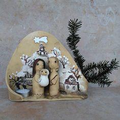 Bílé vánoce / Zboží prodejce Keramika Hana Böhmová | Fler.cz