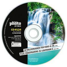 Gratis!! Vollversionen für Videografen im Wert von 300 Euro auf unserer Heft-CD zur neuen Ausgabe des DigitalPHOTO-Magazins 7/2015