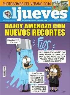 EL JUEVES nº 1945 (3-9 set. 2014)