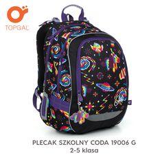 80a8758575327 Plecaki szkolne dla dziewczyn · Kosmiczny plecak Topgal dla kosmicznej  dziewczyny!
