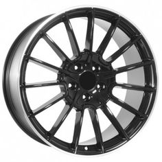 22 inch Gloss Black w/ Machined Lip Porsche Cayenne wheels will fit -------> Cayenne (2004-Present) | Panamera (2010-Present)
