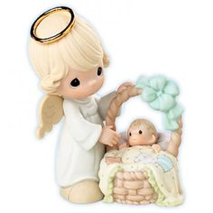 A Child Is a Gift of the Lord Precious Moments 113962 Disney Precious Moments, Precious Moments Quotes, Precious Moments Figurines, Biscuit, Little Cherubs, Cold Porcelain, Dear God, Baby Love, Childhood