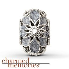 Charmed Memories Cathedral Charm Sterling Silver