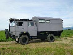 Andere Magirus-Deutz 170D11 FA 4x4 Expeditionsmobil TÜV als Wohnmobil andere in Staufen
