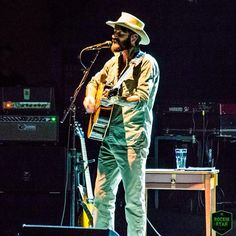 Ray LaMontagne at Luther Burbank Center for the Arts in Santa Rosa, CA on September 7, 2016. Instagram photo by musicjunkiepress.