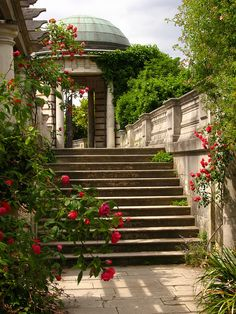 The Pergola and Hill Garden, Hampstead Heath | Flickr - Photo Sharing!