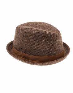 Bershka Indonesia - Ribbon detail hat