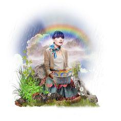 The pitfalls of sampling rainbows, created by piwakawaka on Polyvore