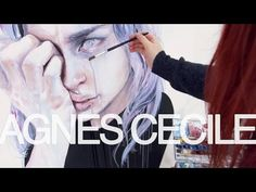 I could but I can't - sped up painting - YouTube