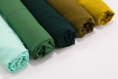 Greens and golds are some of the most amazing hijab shades out there.