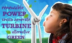 Wind energy information for #kids