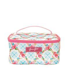 GreenGate Cooler Lunch Bag Lotta White 21 x 14 x 9 cm | NEW! GreenGate Spring/Summer 2014 | Originated-Shop