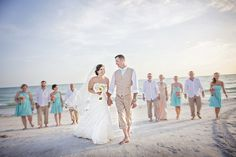 Beach Weddings at Lido Beach Resort in Sarasota, Florida  www.facebook.com/lidobeachresortweddings