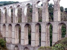 Xalpa Aqueduct in Tepotzotlan Mexico, https://stargate2freedom.wordpress.com
